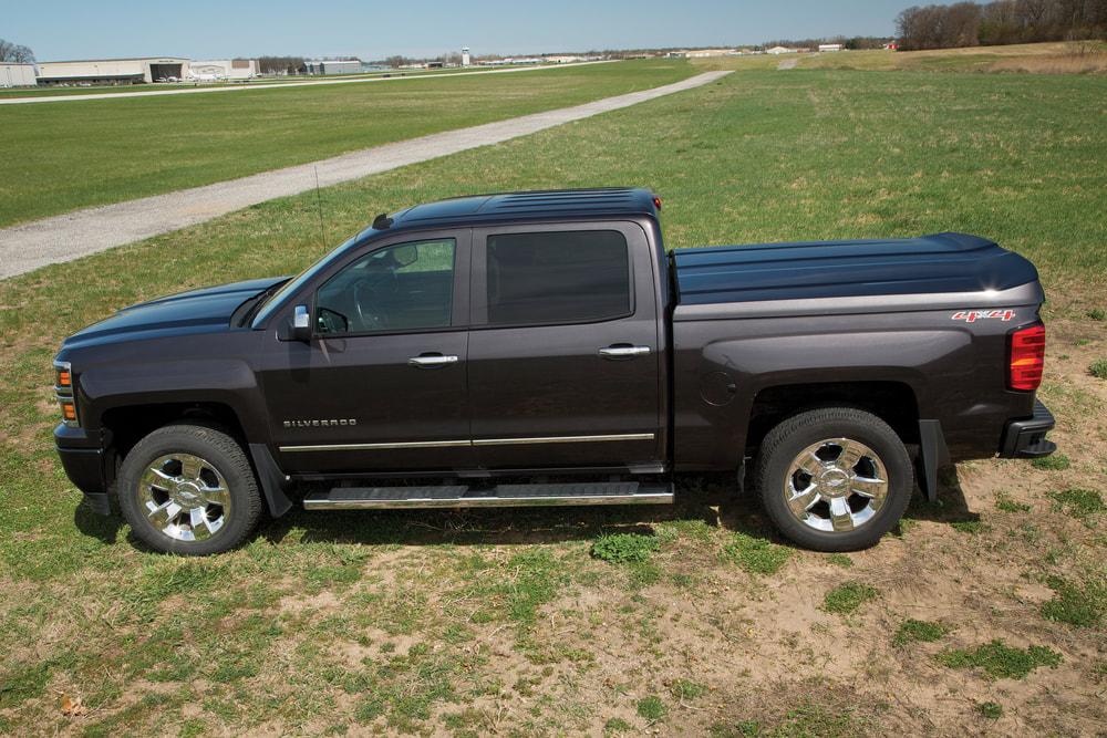 Bluegrass Truck Tops, Lexington, KY - Home